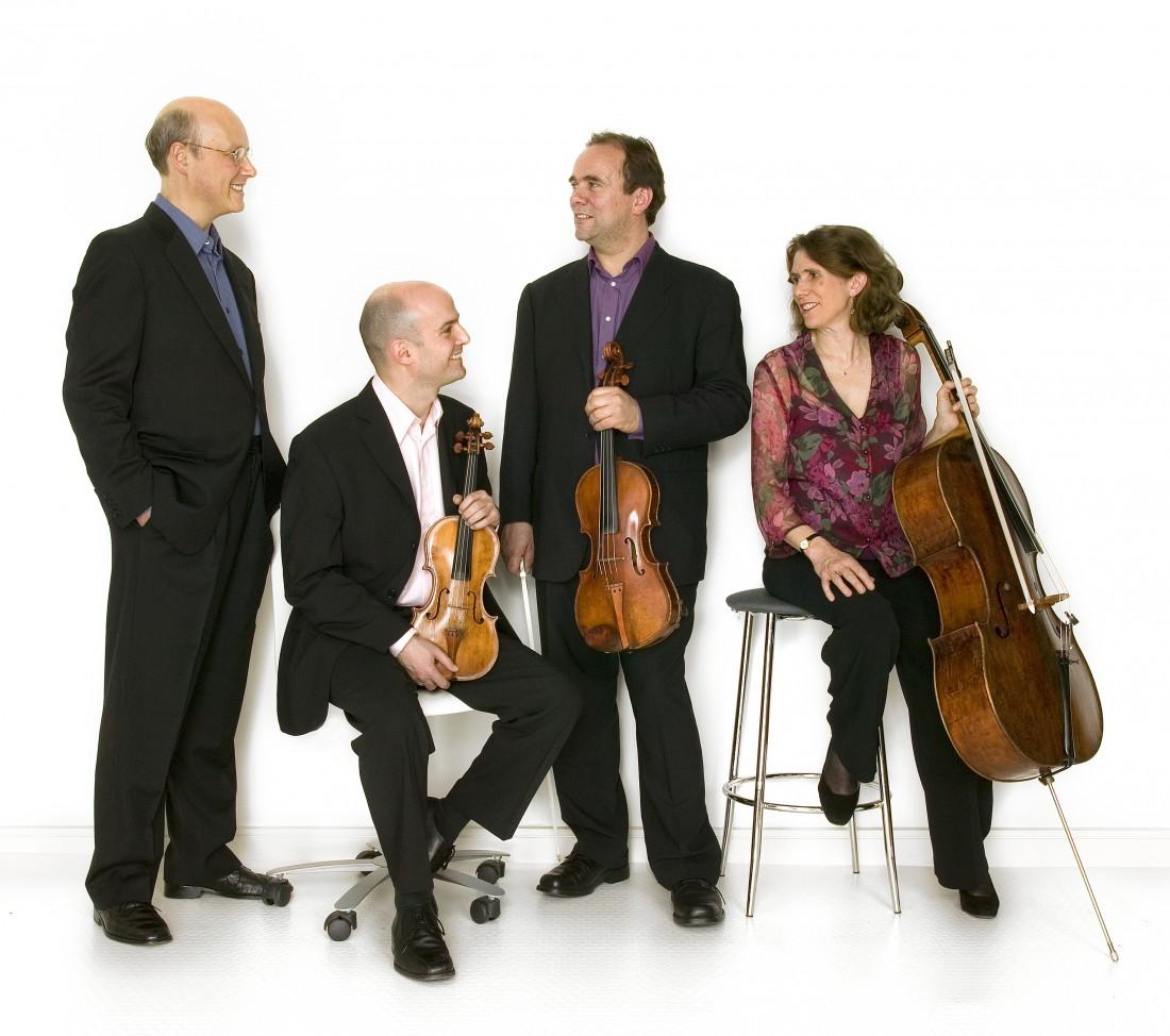 The Schubert Ensemble perform on Thursday 30 November 2017 at The Great Hall, Lancaster University