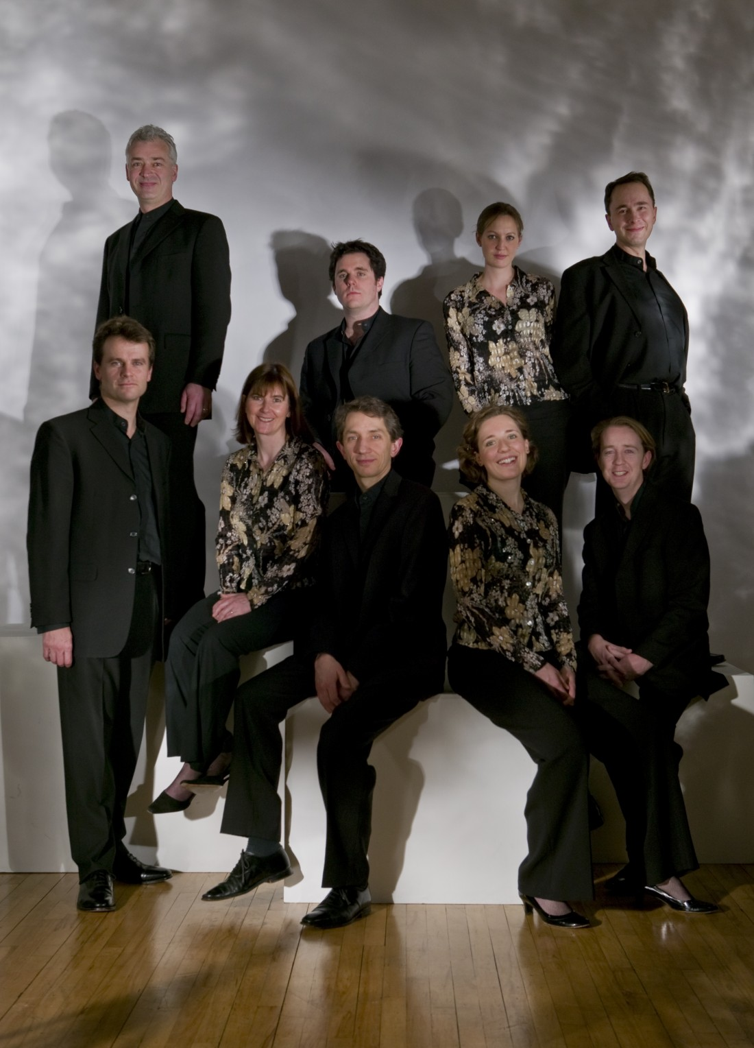 I Fagiolini perform on 30 January 2014 at The Great Hall, Lancaster University.