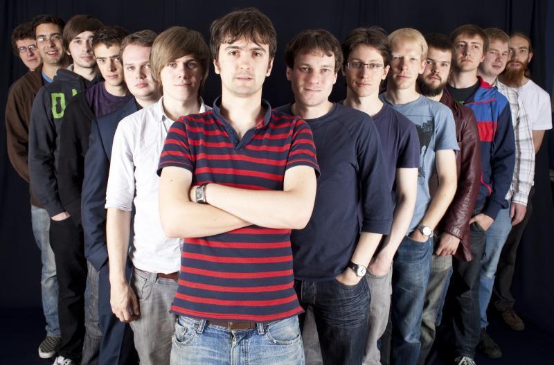 The Beats & Pieces Big Band. Live at LICA (Lancaster) 7th Feb 2013.