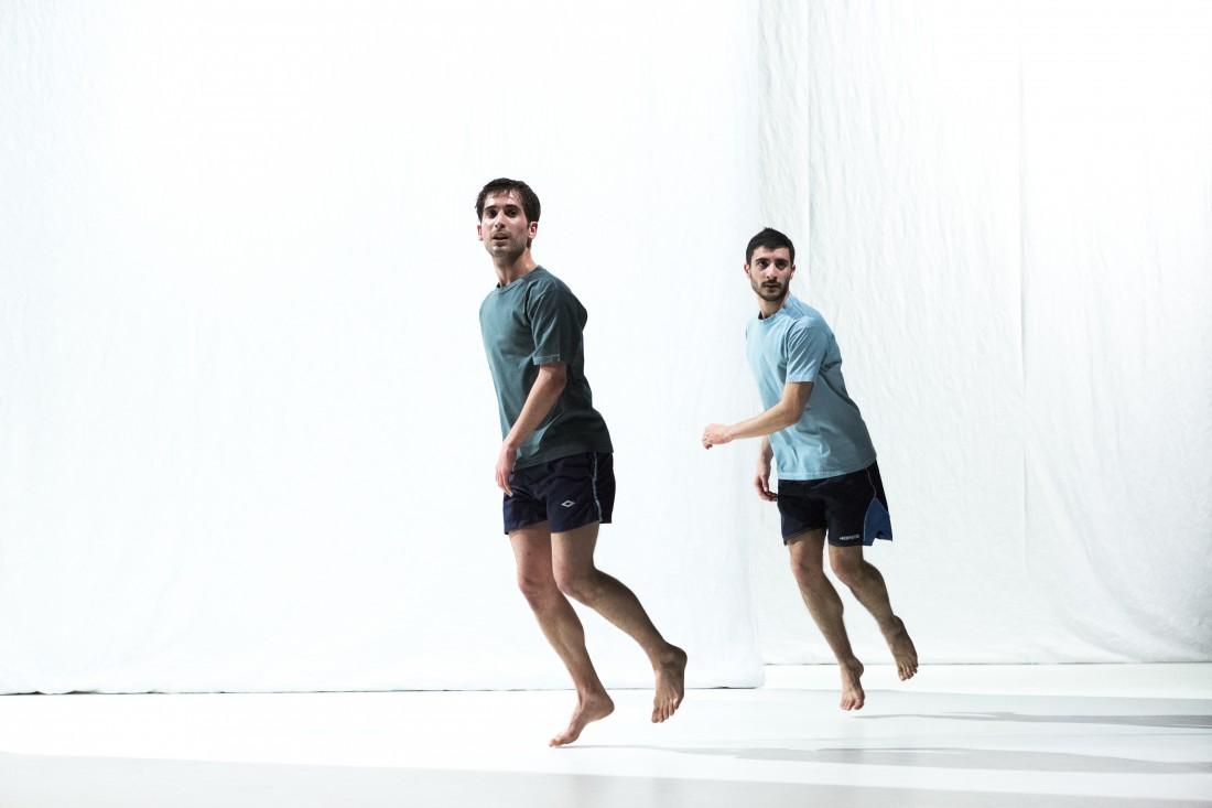 Igor & Moreno present Idiot-Syncrasy on 23 February 2016 at the Nuffield Theatre, Lancaster