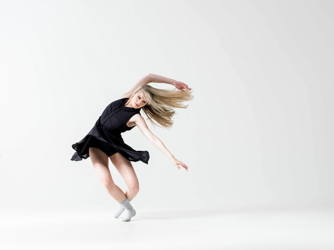 12 Degrees North Graduate Dance Company perform their latest work triple bill on 18th February 2013.