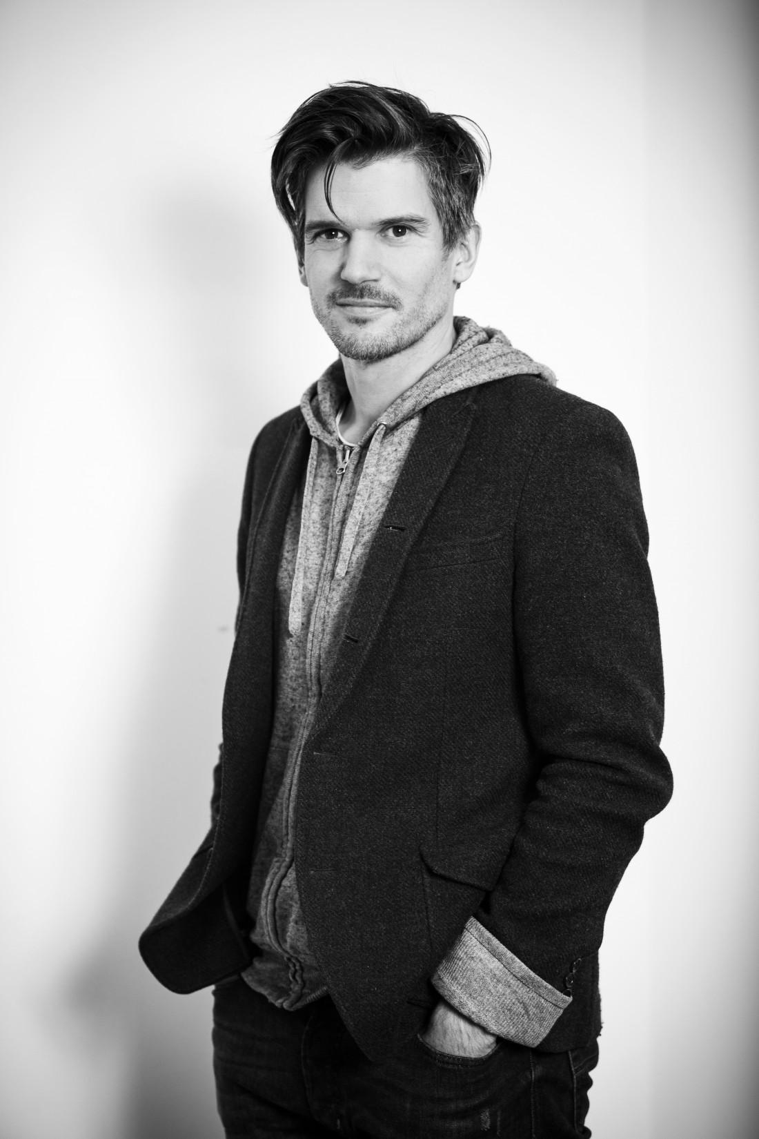 Ben Duke, Artistic Director for Lost Dog.