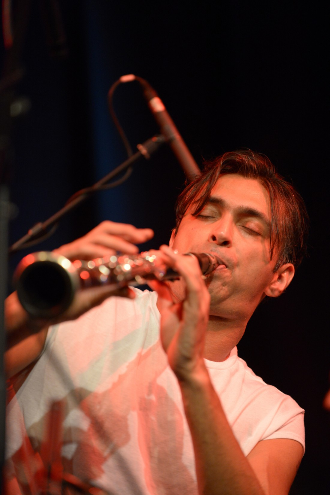 Arun Ghosh's Jazz Club at the Nuffield Theatre, Lancaster on Sunday 21 January