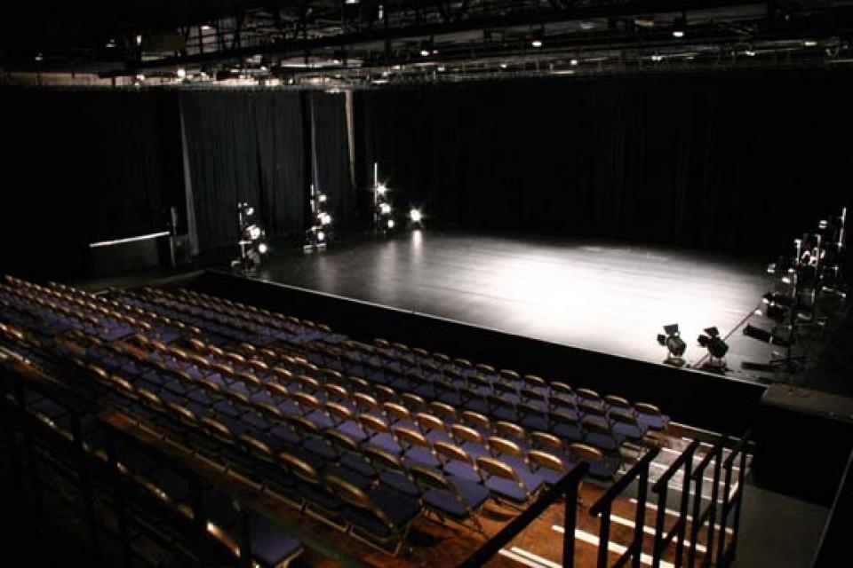 Lancaster 39 s nuffield theatre lancaster arts venues for Black box container studios
