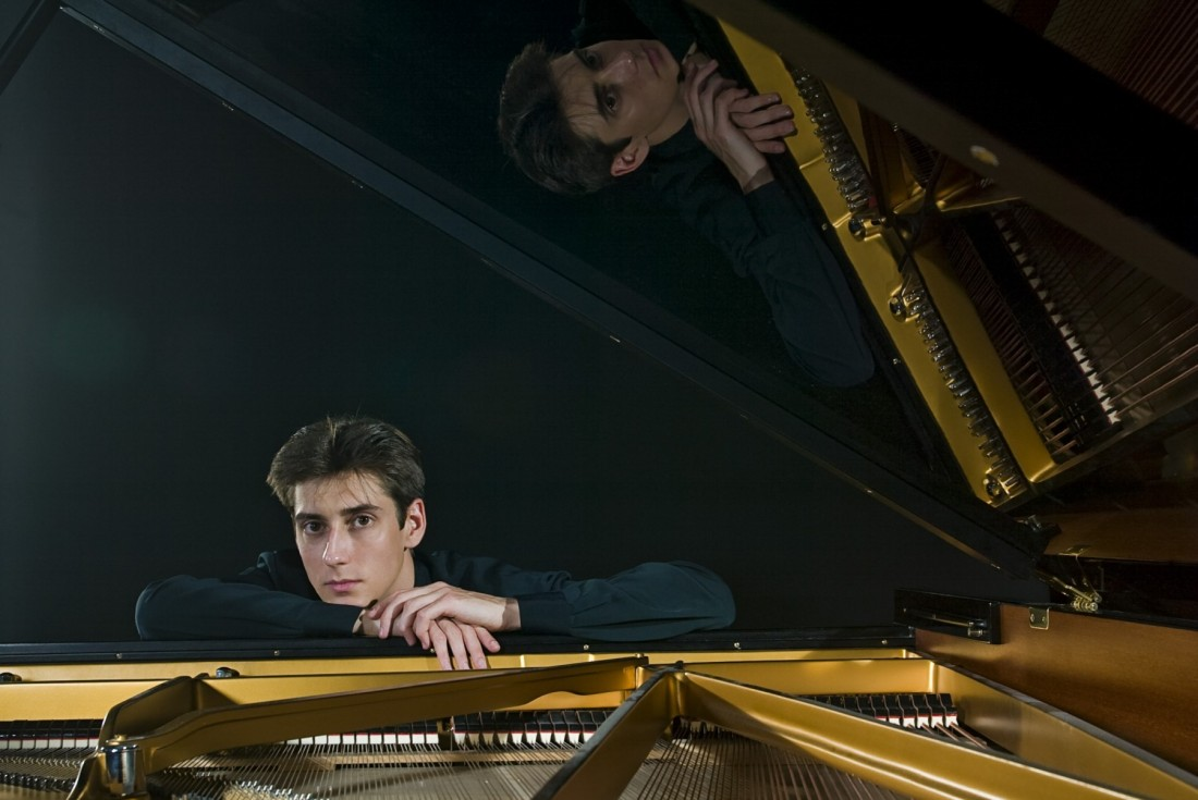 Yevgeny Sudbin performs on 27 November at Live at LICA's International Concert Series on the Lancaster University campus.