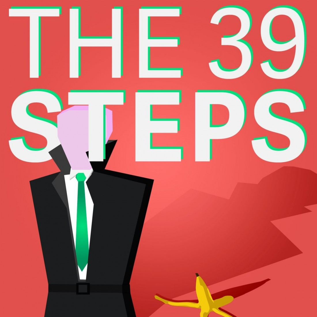 The 39 Steps at the Nuffield Theatre