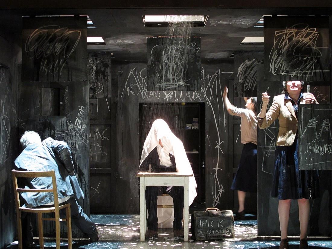'Reckless Sleepers' present: Schrodinger