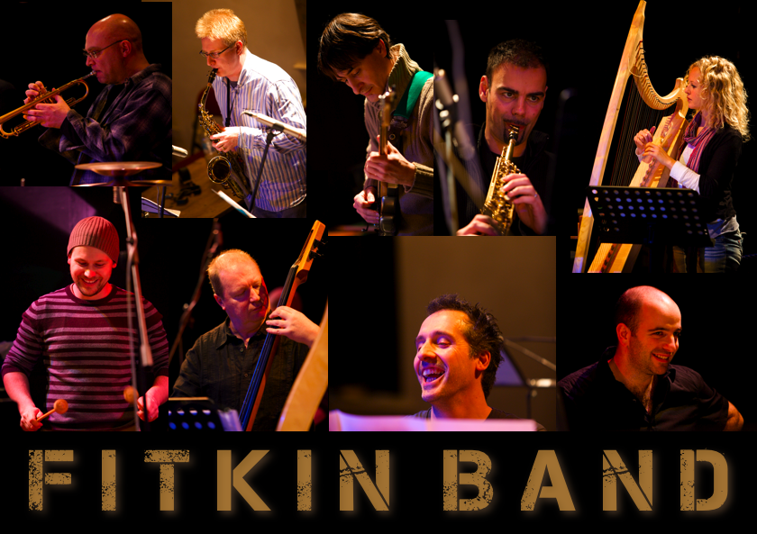 Fitkin Band perform on 22nd November 2012 as part of Lancaster's Live at LICA music programme.