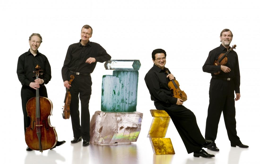 Promo Photo for Endellion String Quartet