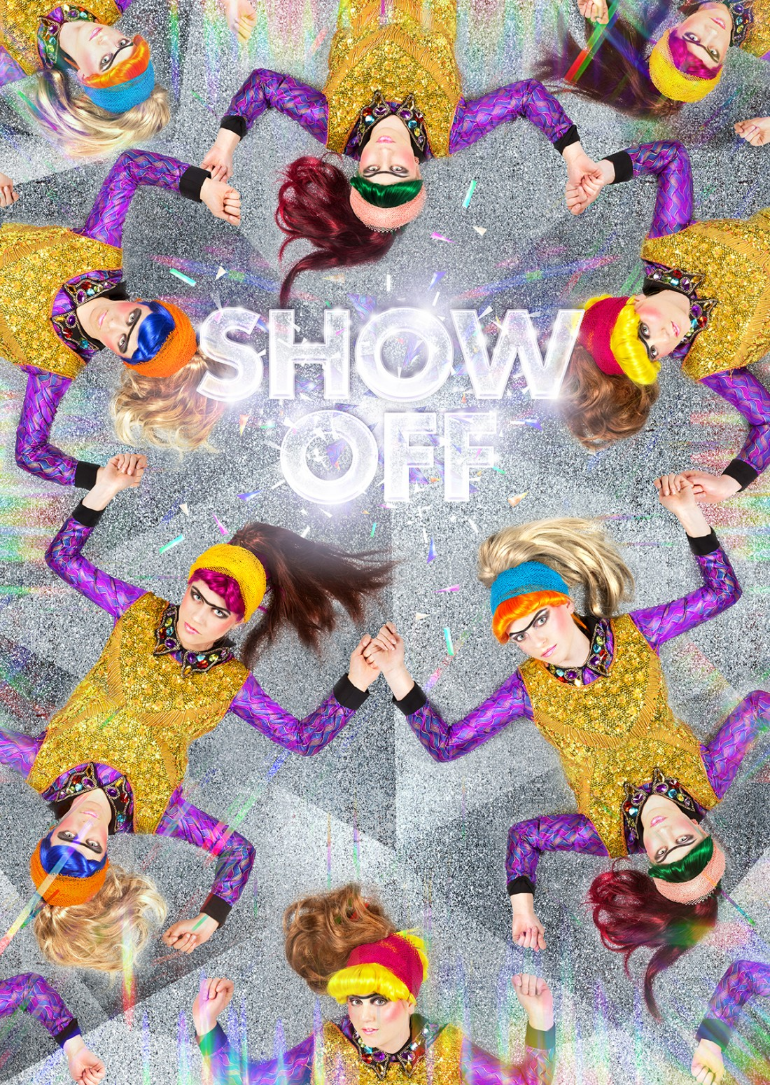 Figs in Wigs present 'Show Off' on Thursday 26 November in the Nuffield Theatre at Lancaster University.
