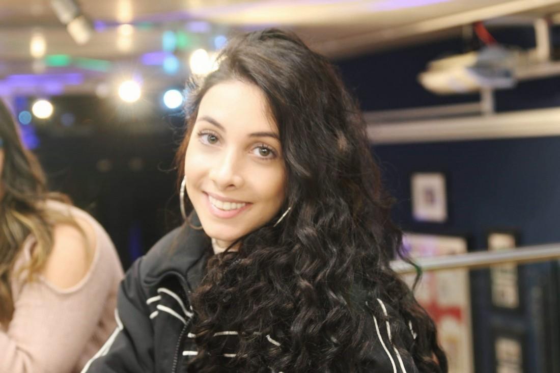 Eleni Georgiou. Lancaster Arts Marketing Assistant. 2018-19
