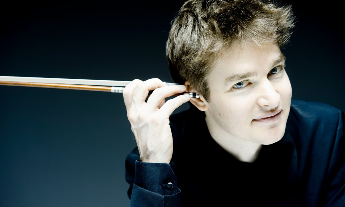 Violinist Hugo Ticciati (pictured) with pianist Alasdair Beatson perform at Lancaster University's Great Hall on 10 March 2018