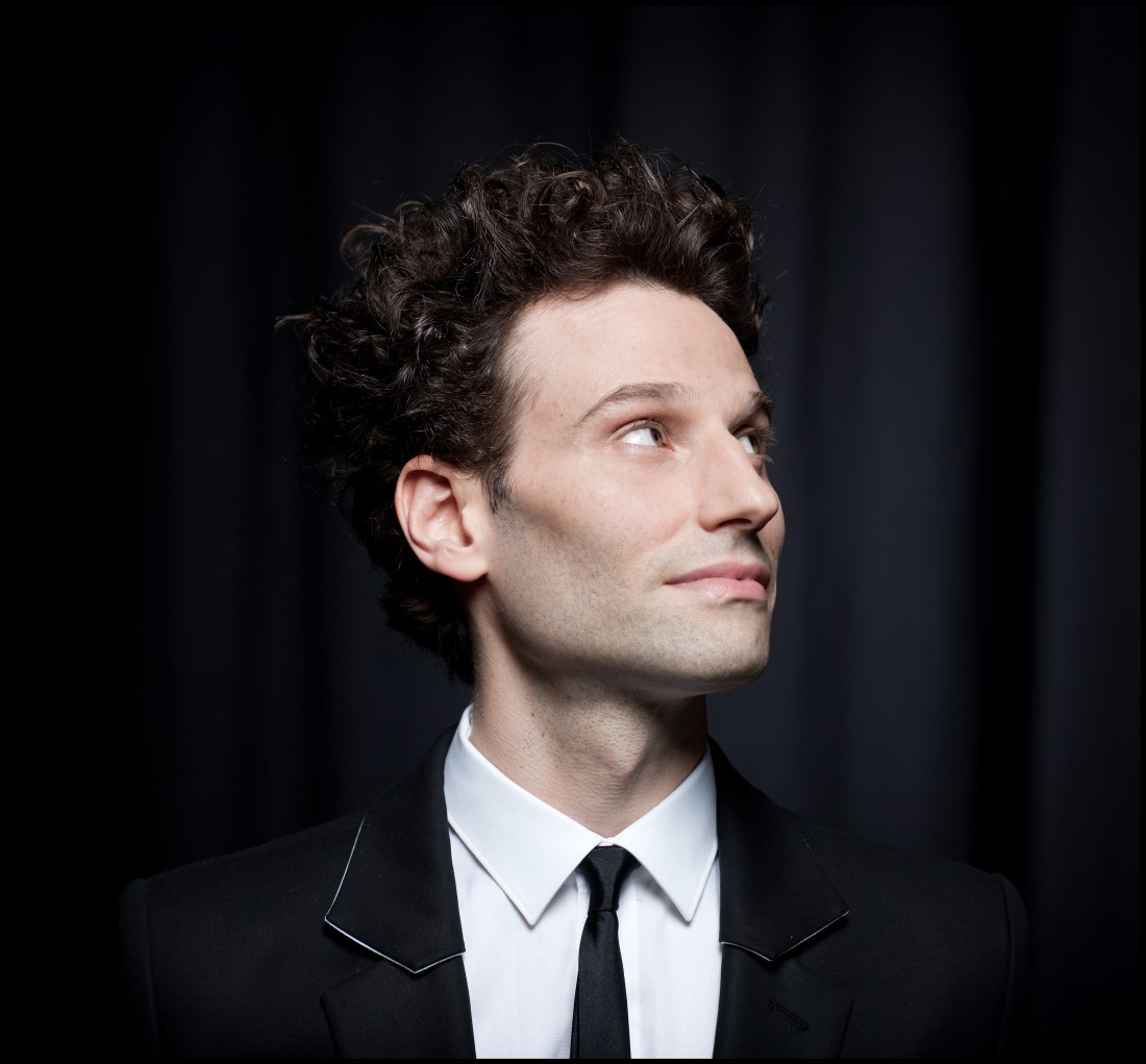 David Greilsammer performs at The Great Hall, Lancaster University on Thursday 26 October 2017