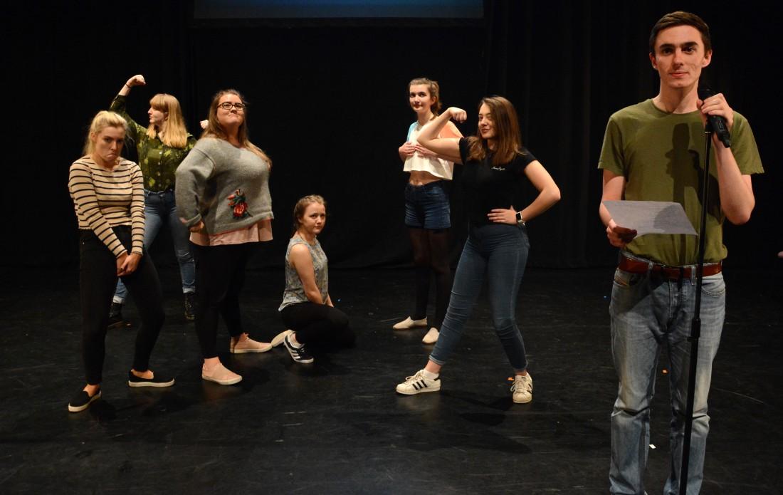 6pm, 20 March  Nuffield Theatre LICA THEATRE STUDENTS