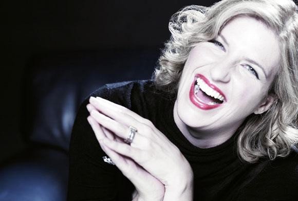 Award-winning jazz vocalist and BBC Radio 2 presenter Clare Teal explores Ella Fitzgerald's legacy at Lancaster University's Great Hall on 7 December 2017