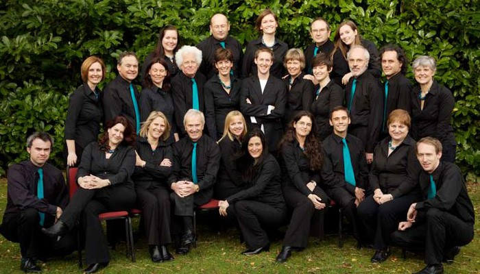 Manchester Chamber Choir perform at Live at LICA (Lancaster) on Saturday 2nd March 2013.