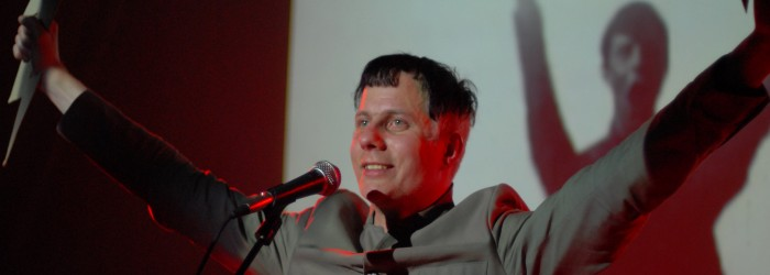 Felix Kubin, Star and Shadow Cinema, Newcastle