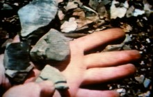 Dennis Oppenheim, <em>Rocked Hand</em>, 1970. © the artist