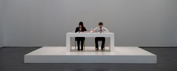 On Kawara, <em>One Million Years</em> Installation view at BALTIC, 2012. Photo: Colin Davison. Courtesy of AV Festival 12.