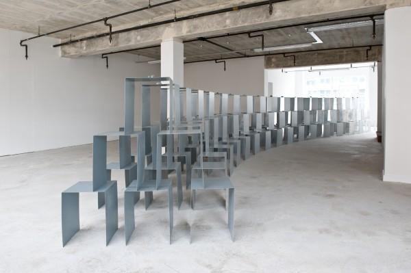 Akio Suzuki, na ge ka ke, installation view, photographer Colin Davison