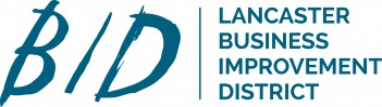 Lancaster BID Logo 2015_Dolly Blue_CMYK