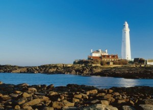 Whitley Bay, St Mary's Lighthouse