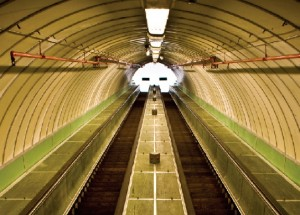 Tyne Pedestrian Tunnel