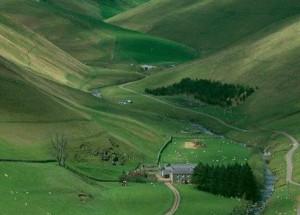 Northumberland, Coquet Valley