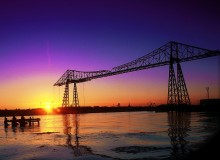 Tees Valley, Transporter Bridge