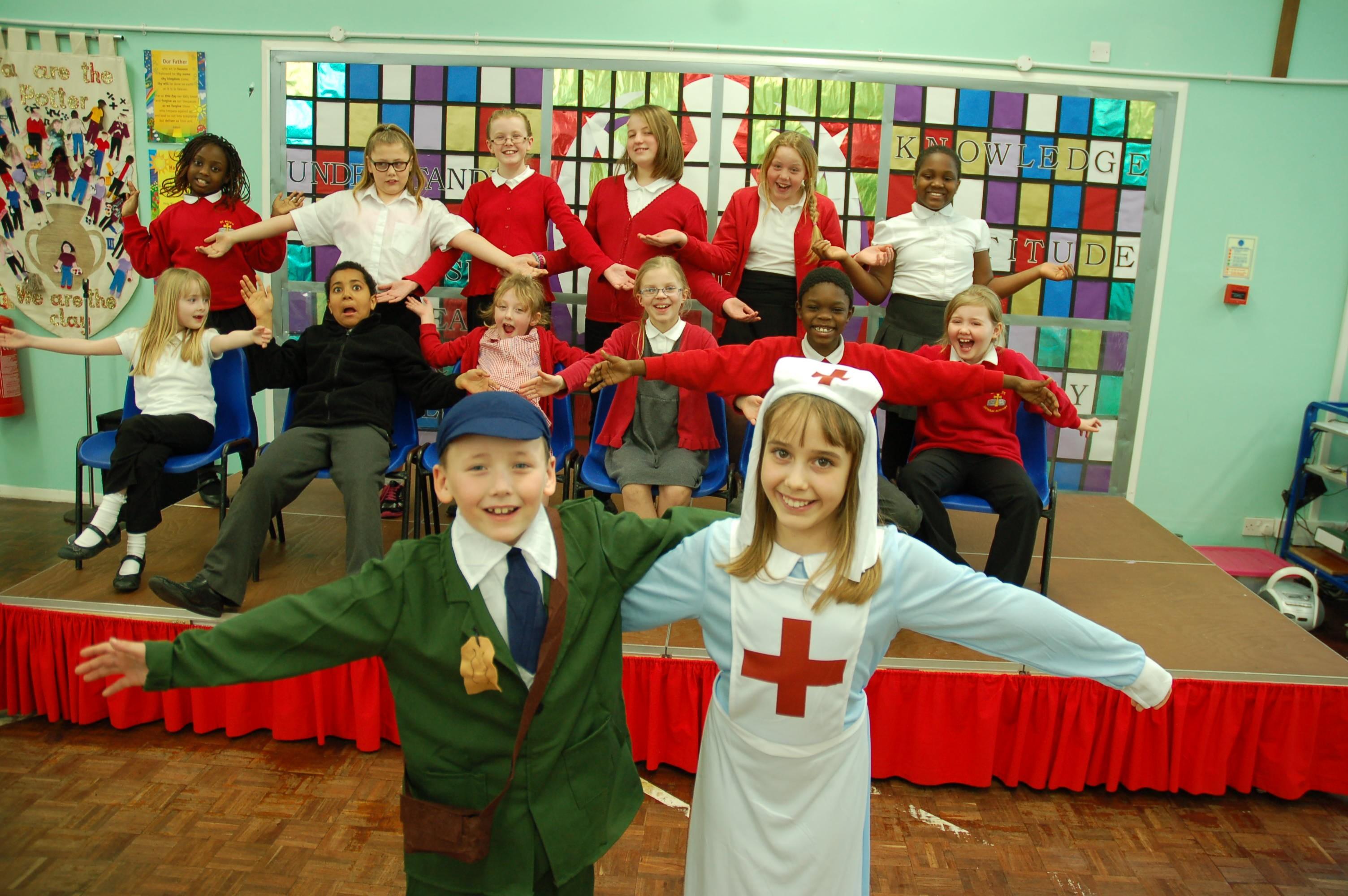 St Bede's choir 3