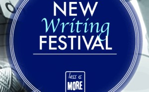 New Writing Festival 2015
